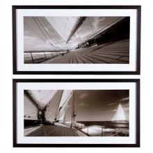 Постеры Eichholtz 104160 Starboard Side (2 шт.)