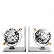 Держатель для книг Eichholtz 105302 Globe (набор из 2 шт.)