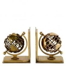 Держатель для книг Eichholtz 105601 Globe (набор из 2 шт.)