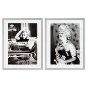Постеры Eichholtz 106548 Marilyn Monroe (2 шт.)