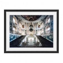 Постер Eichholtz 110869 EC249 Baroque Grand Staircase