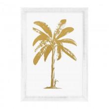 Постер Eichholtz 110874 EC256 Gold Foil: Tropical Palm
