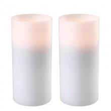 Eichholtz 110884 Artificial Candle deep  10 x H. 21 cm set of 2