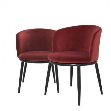 Обеденный стул Eichholtz 111995 Filmore (2 шт.)