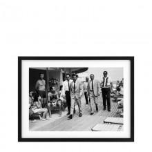 Постер Eichholtz 112199 EC279 Frank Sinatra - Miami Beach 1968