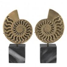 Декоративный объект Eichholtz 113731 Ammonite (2 шт.)